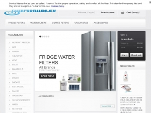 fridge water filter samsung da29-00003g in good price
